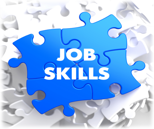 job skills, job vacancies and recruitment