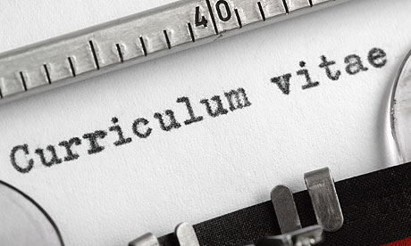 TOP 10 TIPS FOR YOUR CV