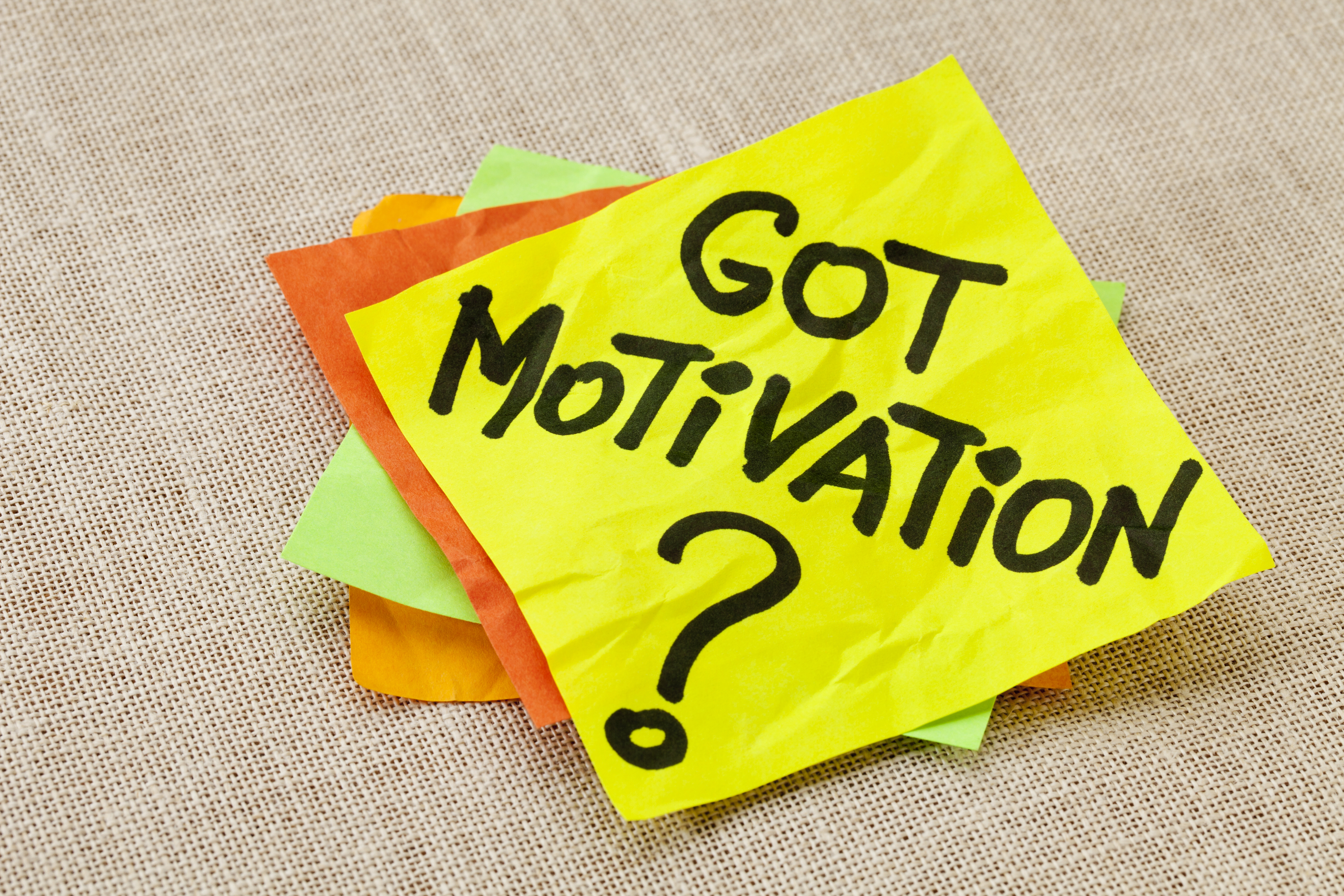 6 EASY WAYS TO INCREASE MOTIVATION IN THE WORKPLACE