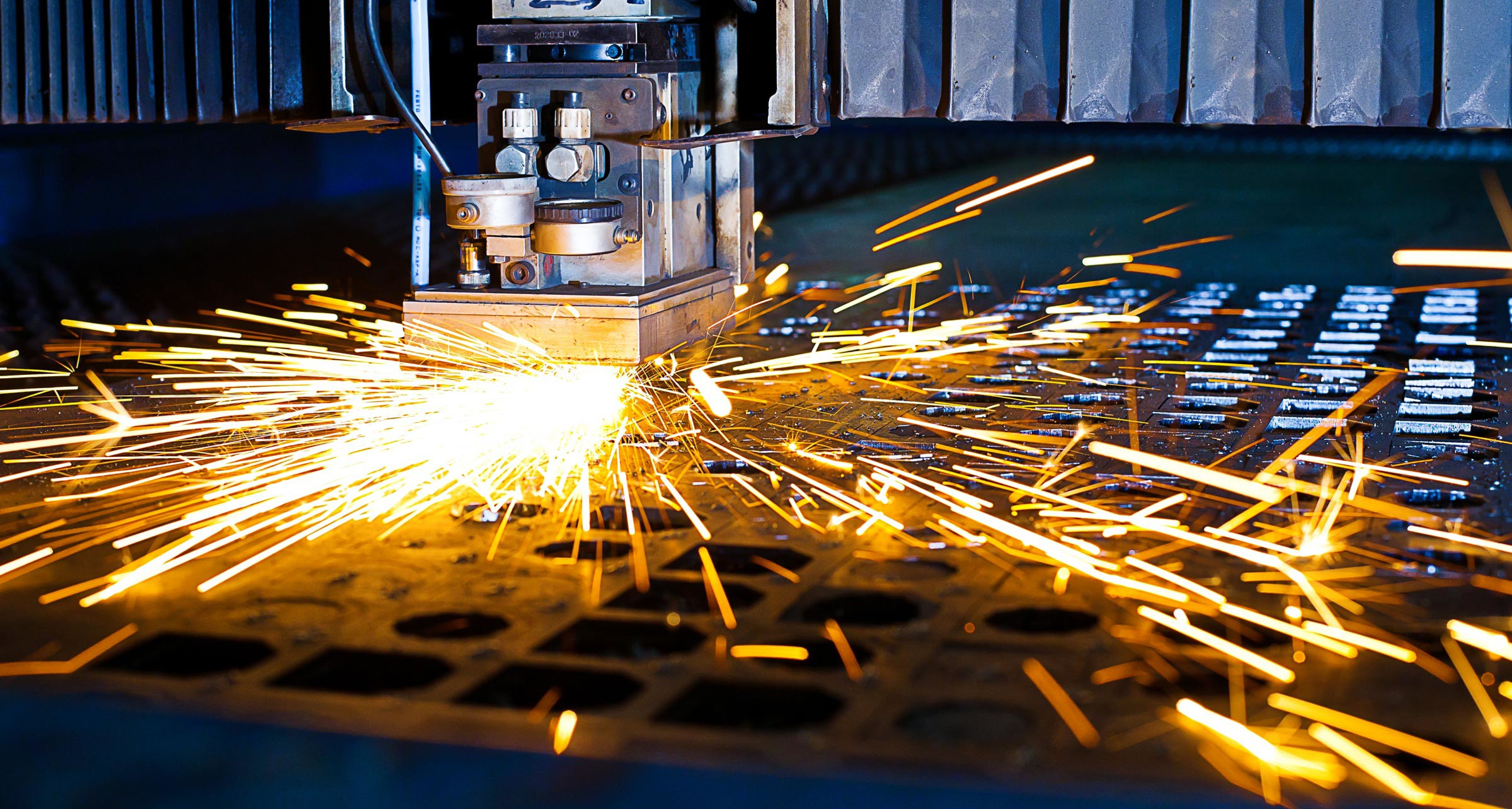 MANUFACTURING'S STRONG FIRST QUARTER