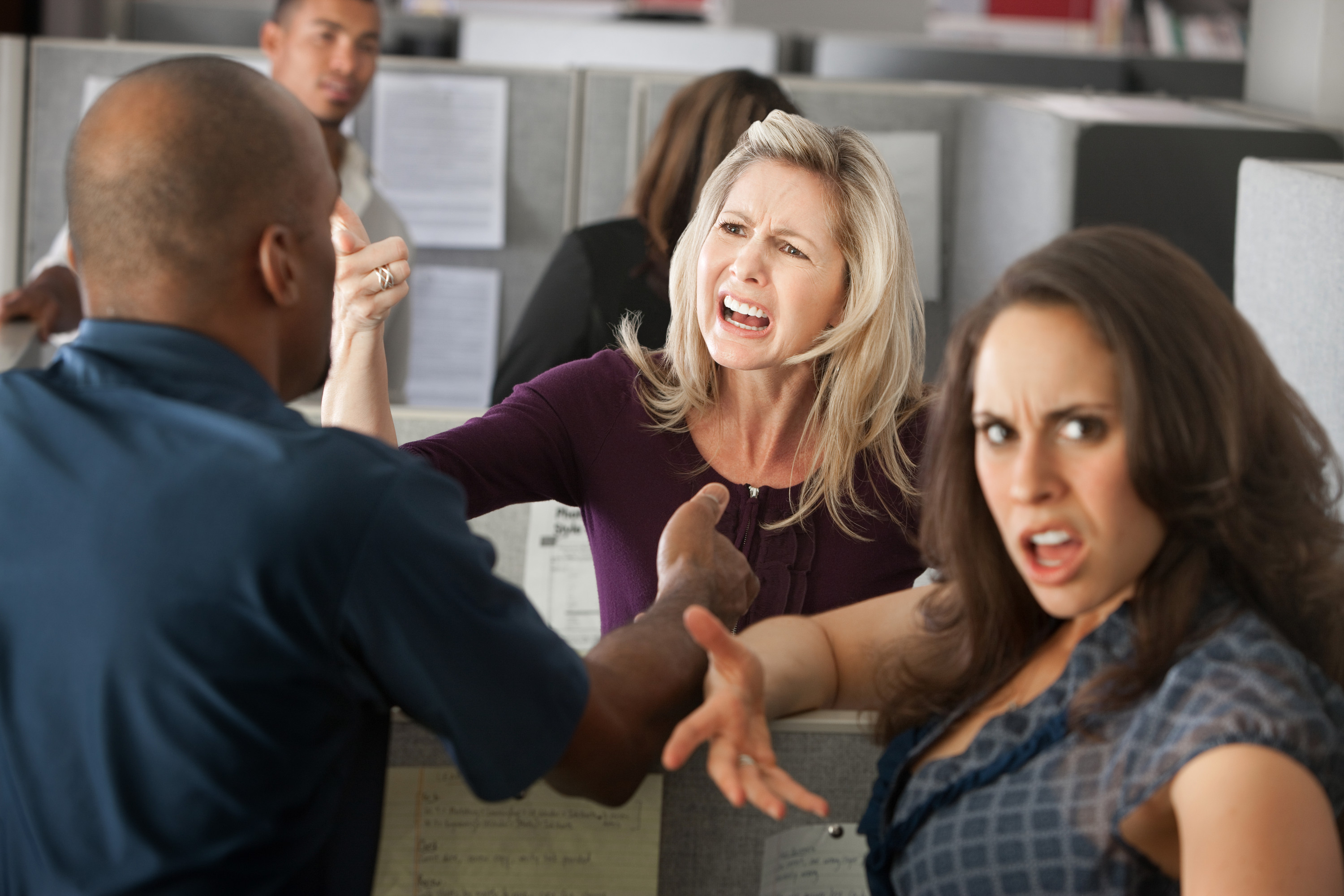 Workplace - AVOID THE OFFICE DRAMA