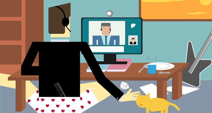 HOW TO HANDLE A SKYPE INTERVIEW