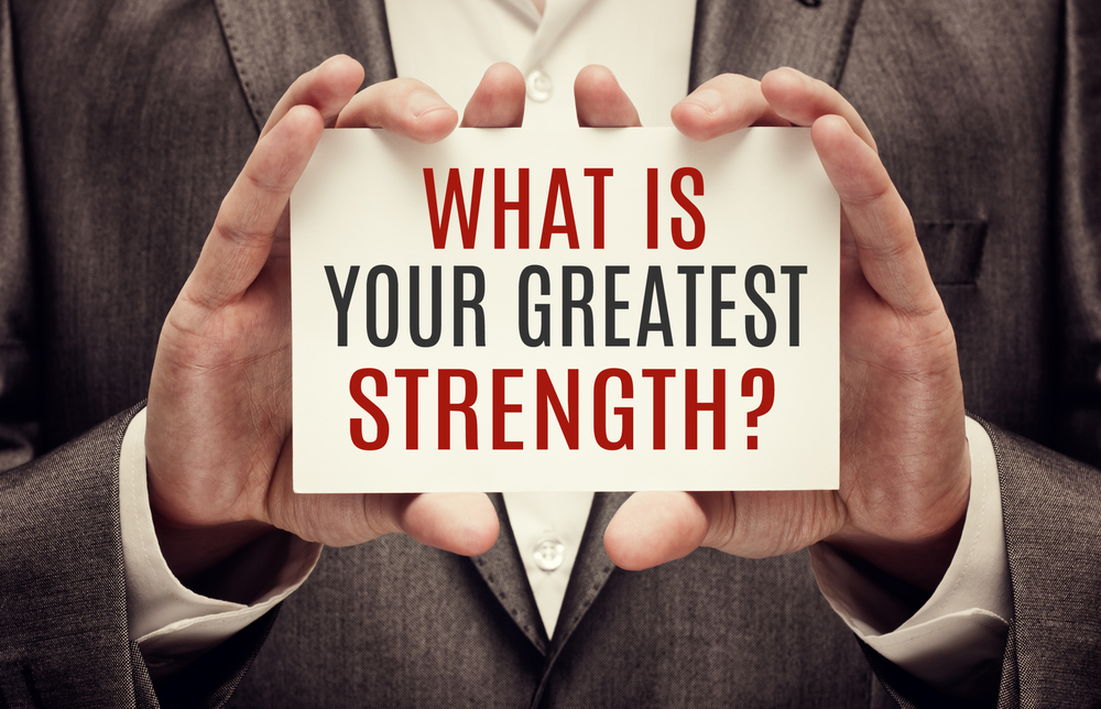 Interview questions. what is your greatest strength